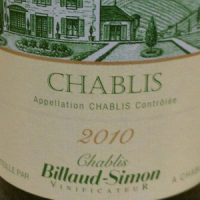 Billaud-Simon Chablis AC 2017