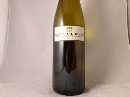 Crawford River Young Vines Henty Riesling 2018