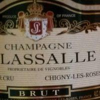 J Lassalle Brut Preference