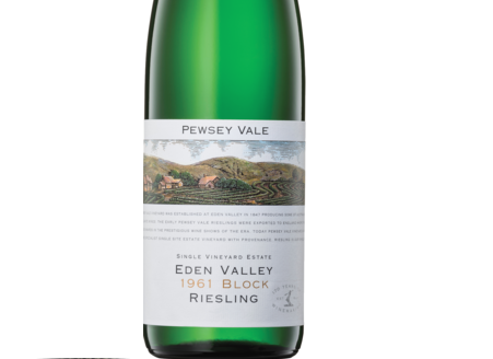 Pewsey Vale 1961 Block Eden Valley Riesling 2017
