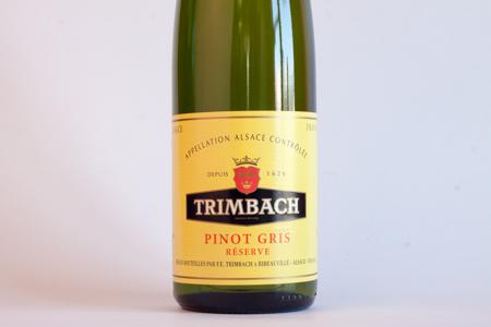 Trimbach Reserve Alsace Pinot Gris 2007