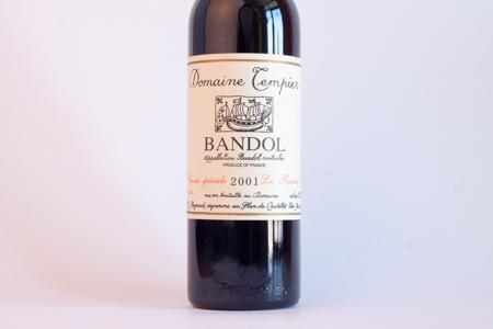 Domaine Tempier 375ml Le Tourtaine Bandol 2001
