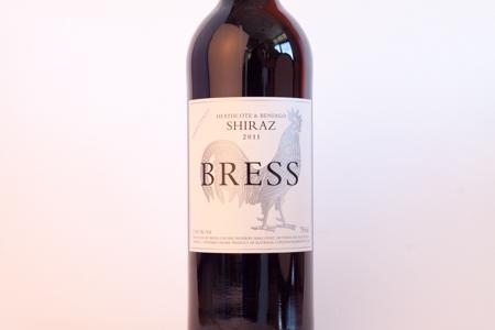 Bress Vineyards Silver Chook Shiraz 2010