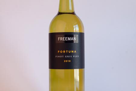Freeman Fortuna Hilltops Pinot Gris Plus 2010