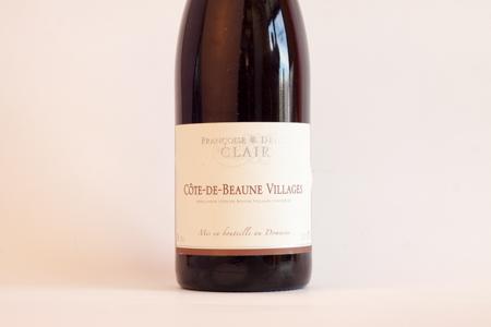 Denis Clair Cotes de Beaune Villages 2009