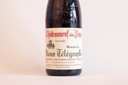 Domaine du Vieux Telegraphe Telegramme Chateauneuf-du-Pape 2009