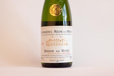 Domaine Aux Moines Savennieres-Roch-Aux-Moines Savennieres 1997