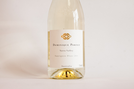 Dominique Portet Fontaine Yarra Valley Sauvignon Blanc 2011
