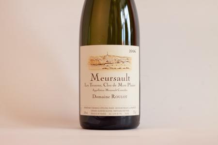 Domaine Roulot  Tessons Clos de Plaisir Meursault 2006