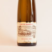 Rene Mure Cotes-du-Rouffach Alsace Riesling 2009