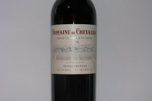 Domaine de Chevalier Pessac 2010