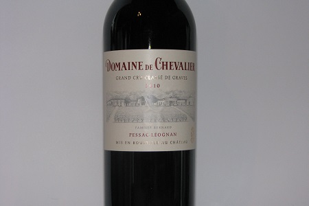 Domaine de Chevalier Pessac 2010 Domaine De Chevalier Pessac-Leognan Grand Cru Classe 2018. A wine that is possibly their best ever. Only time will tell. Do you have some?