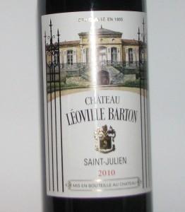 Leoville-Barton 2010