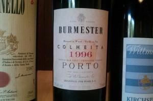 Burmester Colheita 1996