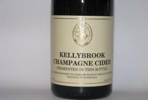 Kellybrook Champagne Cider