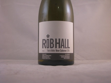 Rob Hall Yarra Valley New Cabernet 2015