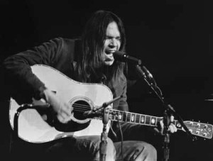 Neil Young Needle And The Damage Done