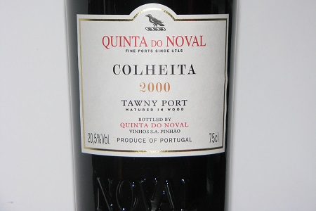 Quinta do Noval Colheita Tawny Port 2000
