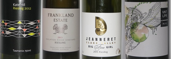 Riesling Four
