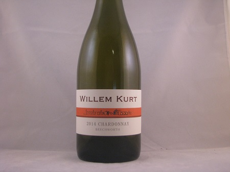 Willem Kurt Beechworth Chardonnay 2014
