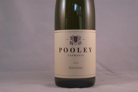 Pooley Tasmania Riesling 2014