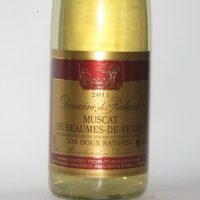 Domaine de Richards Muscat de Beaumes de Venise 2011