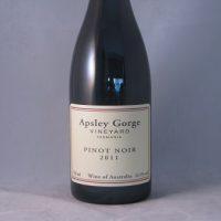 Apsley Gorge Vineyard Tasmania Pinot Noir 2011