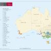 Australian Wine Map 2
