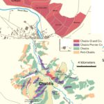 Chablis Map Laurent Tribut