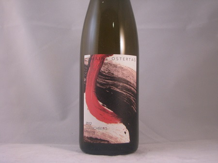 Domaine Ostertag Muenchberg Riesling Alsace 2012 (2)