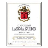 chateau langoa barton 3rd Growth saint-julien