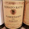 Renato Ratti Marcenasco Barolo DOCG Marcenasco 2012