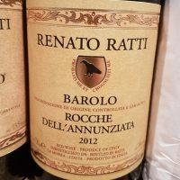Renato Ratti Barolo DOCG Rocche Dell'Annunziata 2012