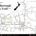 Marlborough Wine Map