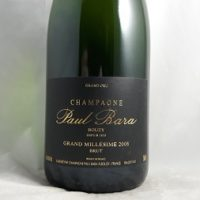 Paul Bara Bouzy Brut Grand Cru Millesime 2008