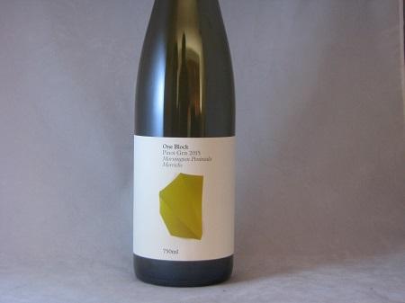 One Block Mornington Peninsula Pinot Gris
