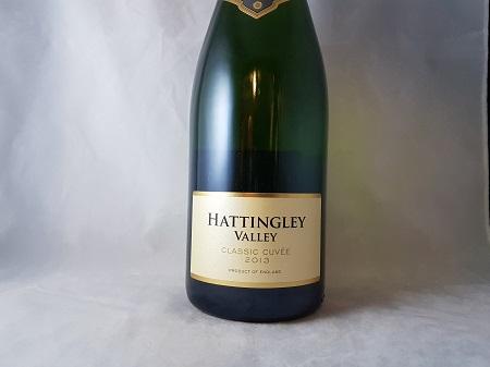 Hattingley Valley Classic Cuvee England 2013