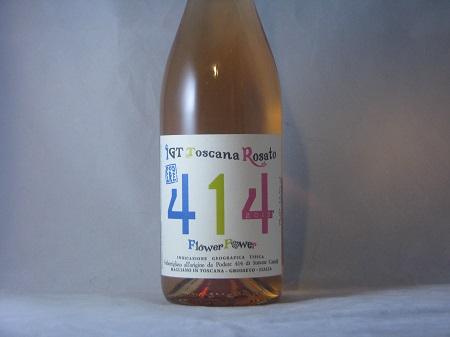 podere 414 rosato toscana igt 2015