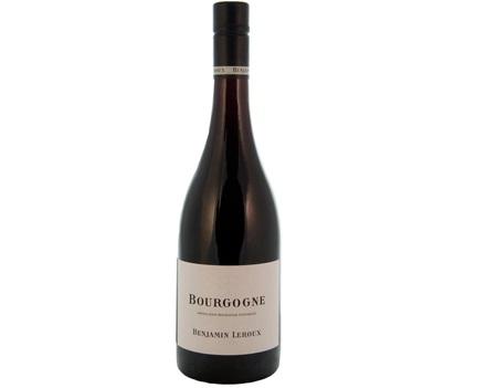 Benjamin Leroux Bourgogne Rouge 2014