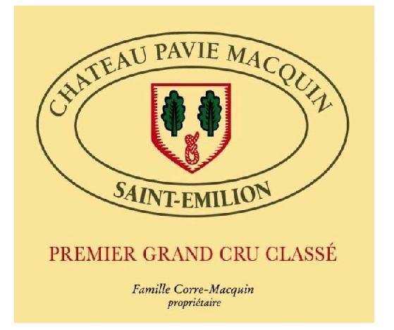 Chateau Pavie-Macquin St-Emilion Premier Grand Cru Classe 2016
