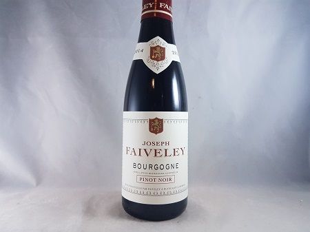 Joseph Faiveley Bourgogne Rouge 2015 375ml