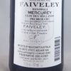Joseph Faiveley Monopole Clos de Myglands Mercurey Premier Cru 2015 375ml Back Label