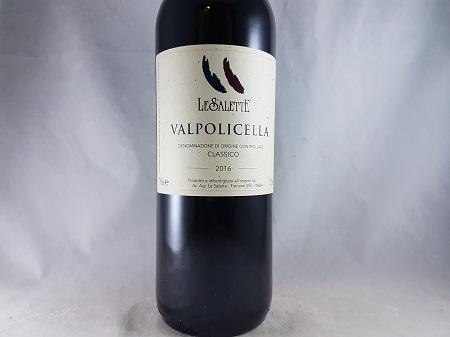 Le Salette Valpolicella Classico DOC 2012