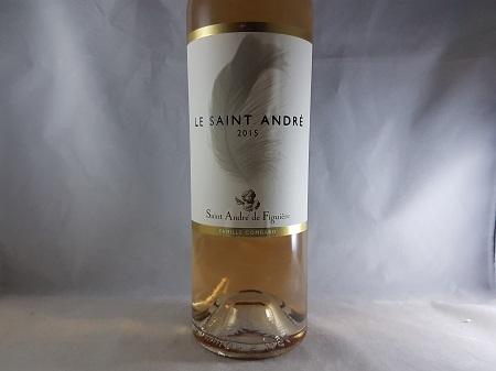 Saint Andre de Figuiere Le Saint Andre Provence Rose 2015