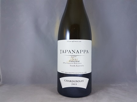 Tapanappa Tiers Adelaide Hills Chardonnay 2015