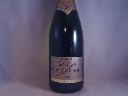 Georges Vesselle Bouzy Brut Grand Cru NV
