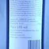 Craggy Range Gimblett Gravels Te Kahu Merlot Blend 2011 Back Label