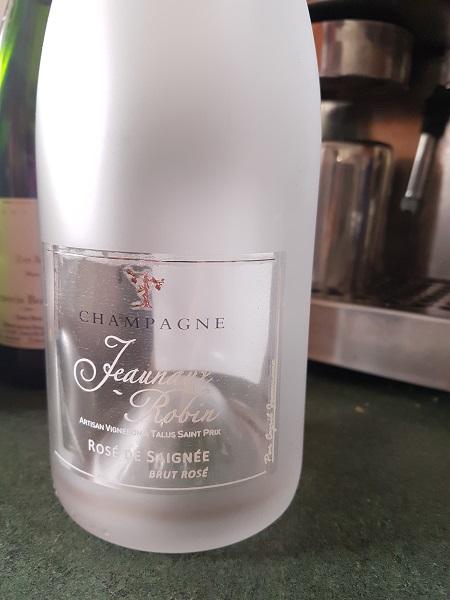 Jeaunnaux-Robin Brut Rose de Saignee 100PM NV