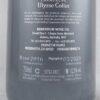 Ulysse Collin Les Maillons Extra Brut Cote de Sezannais Blanc de Noirs NV Back Label