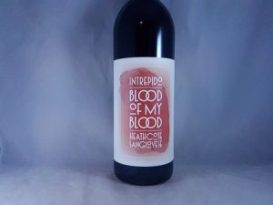 Vino Intrepido Blood of My Blood Sangiovese Heathcote 2016